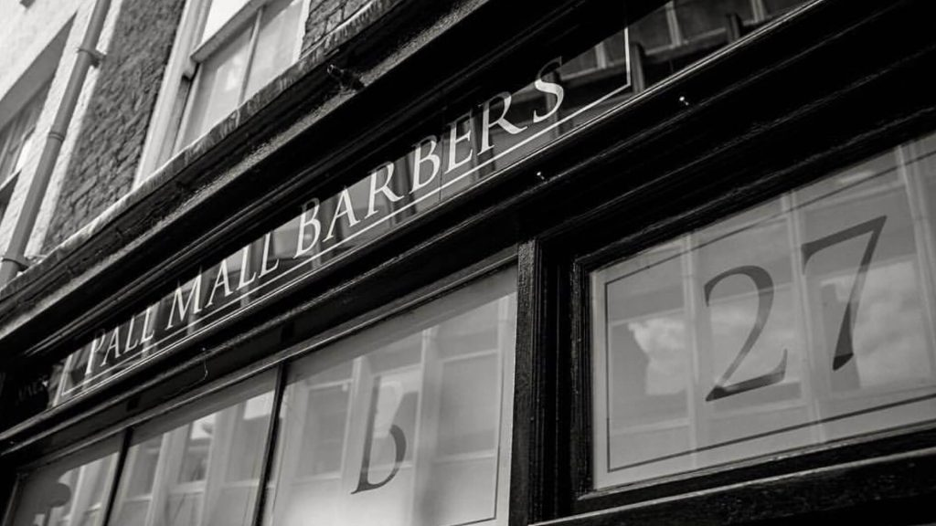 The Pall Mall Barbers Story