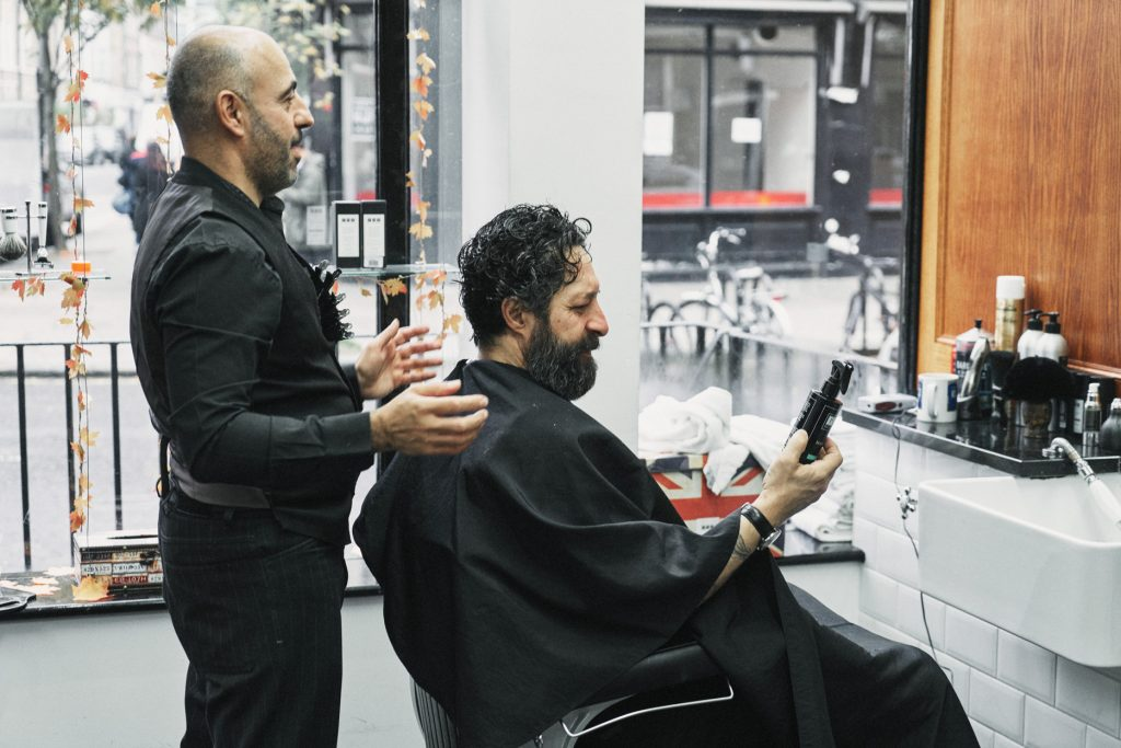 Good Barber Shops Nearby Flatiron
