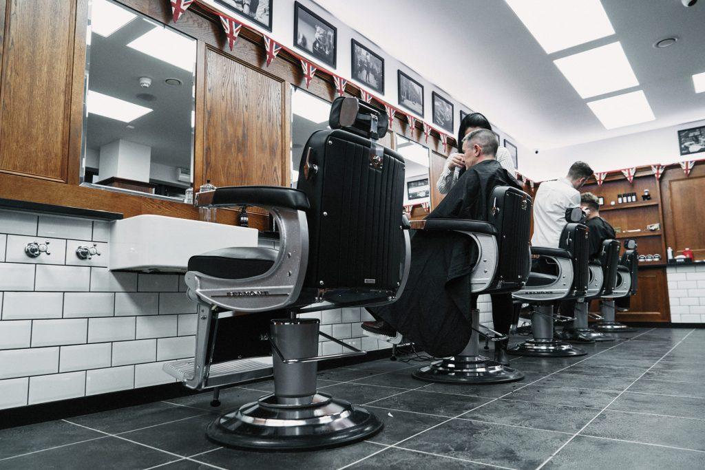 nearby barbers open now near Nolita