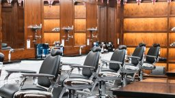 How to find Pall Mall Barbers New York