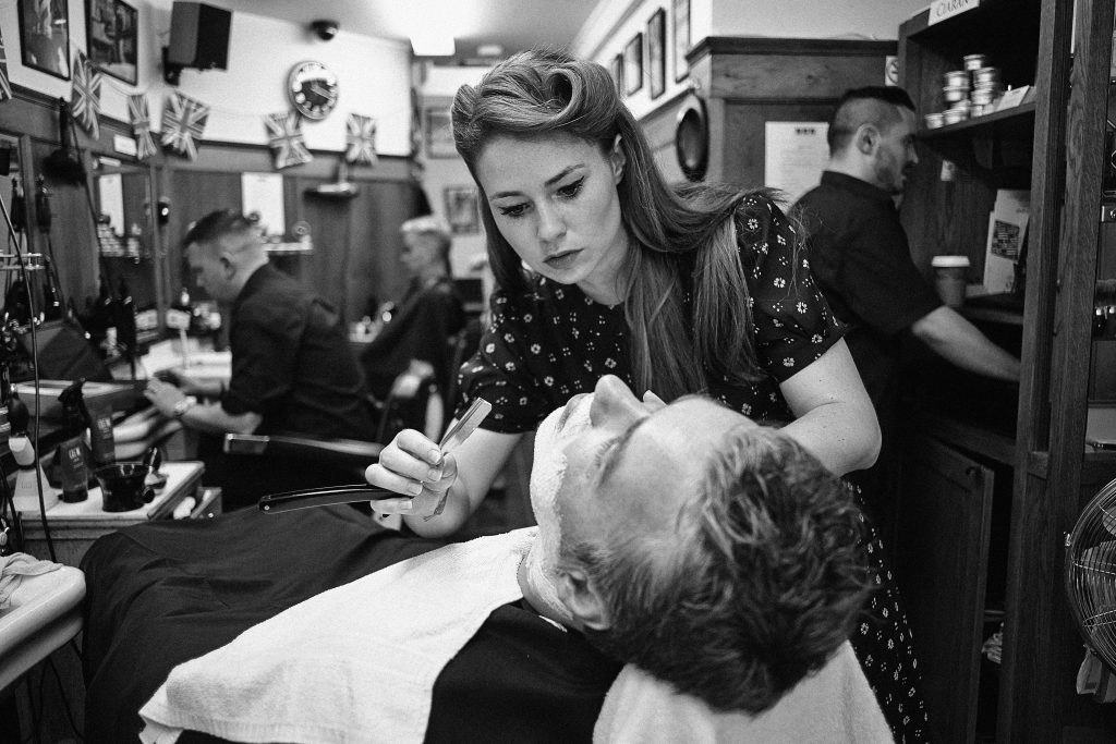 barbers of NYC